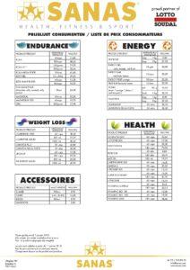 prijslijst consument jan18 blad 2