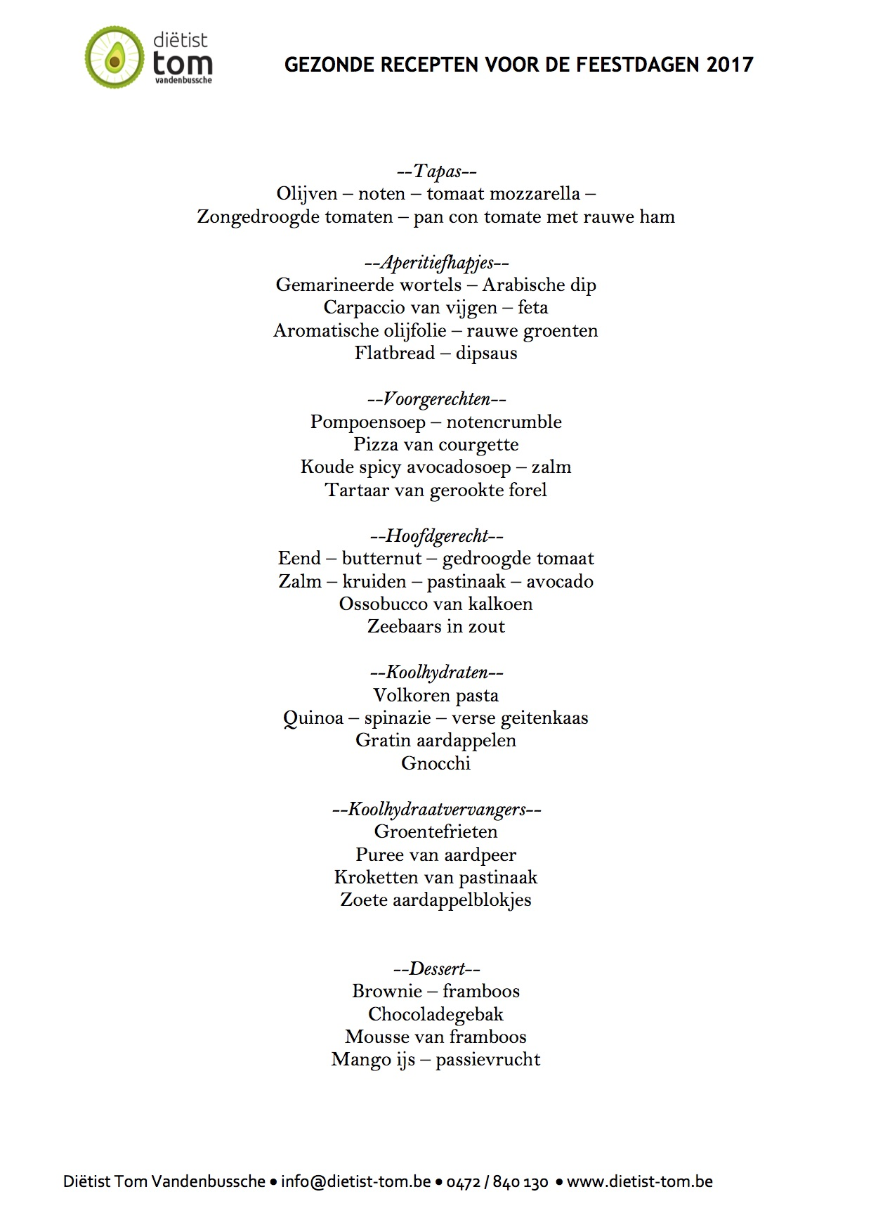 noten en koolhydraten